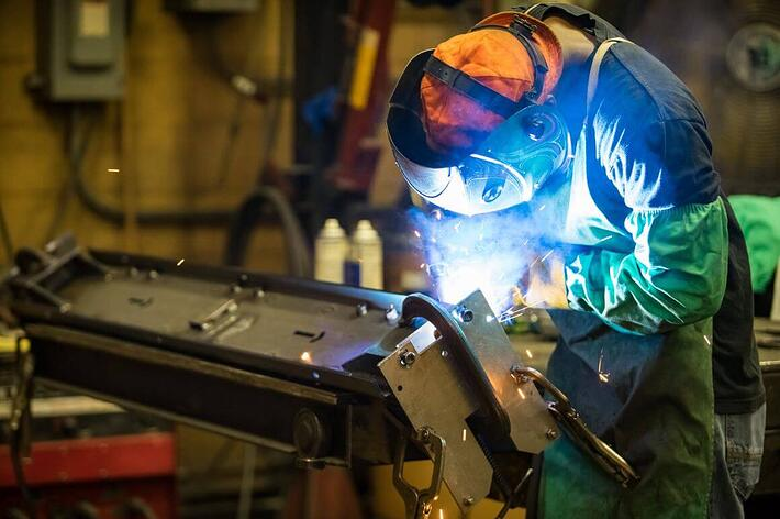 What is a Welder & Why Welding Can Be a Great Career