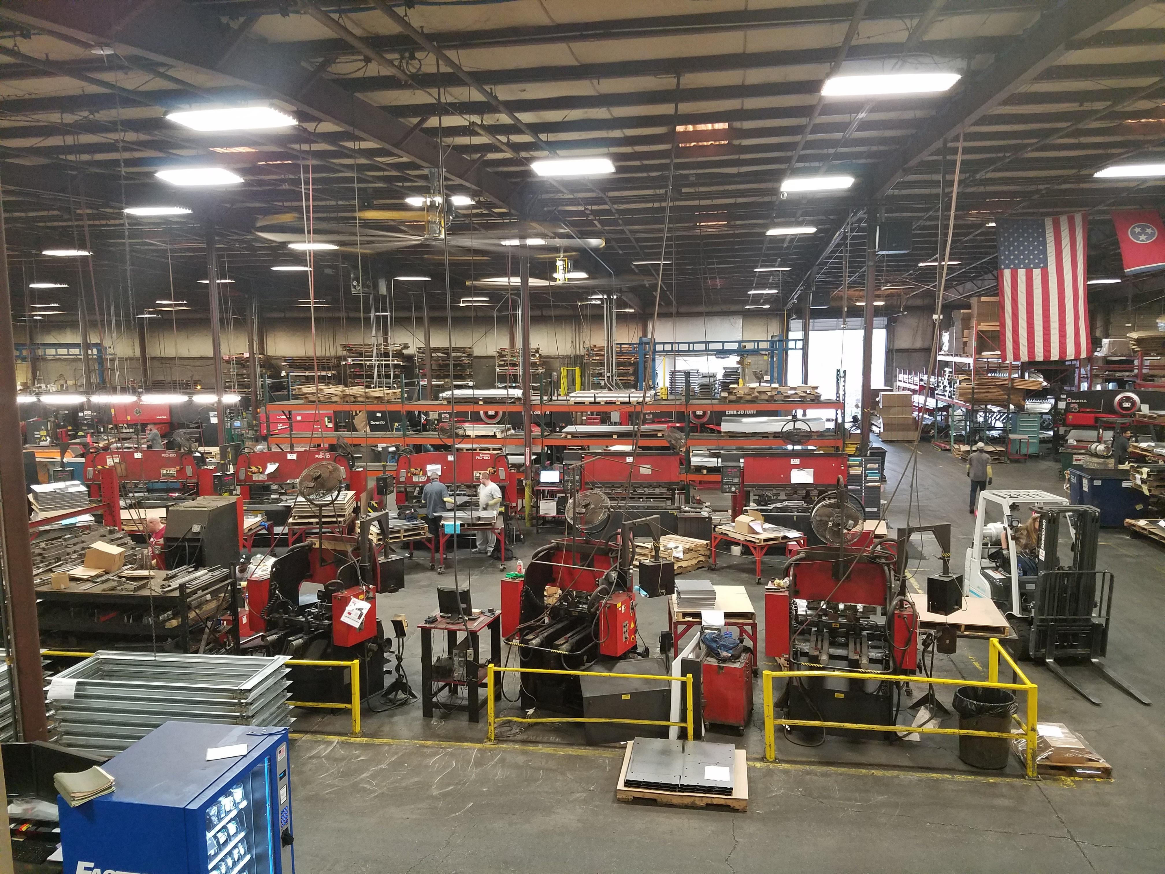 Careers at Kloeckner: American Fabricators, Inc.